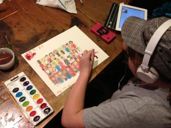 best Riley paint