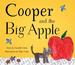 About the book Cooper and the Big Apple